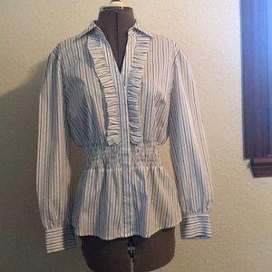 Women's Worthington stretch blouse